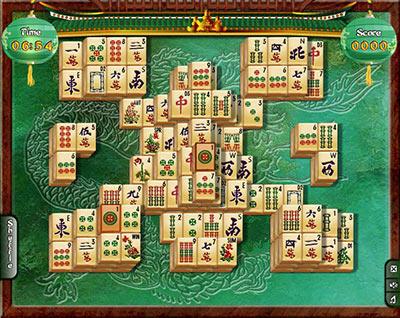 Online Games Mahjong